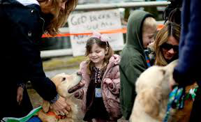HJappy Dogs and kids